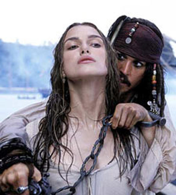 Pirates of the Caribbean: The Curse of the Black Pearl - Spanish Subtitles Photos + Posters