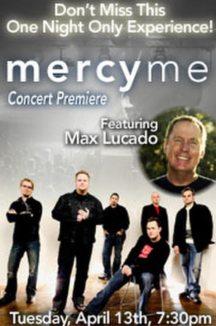 Mercy Me Concert Photos + Posters