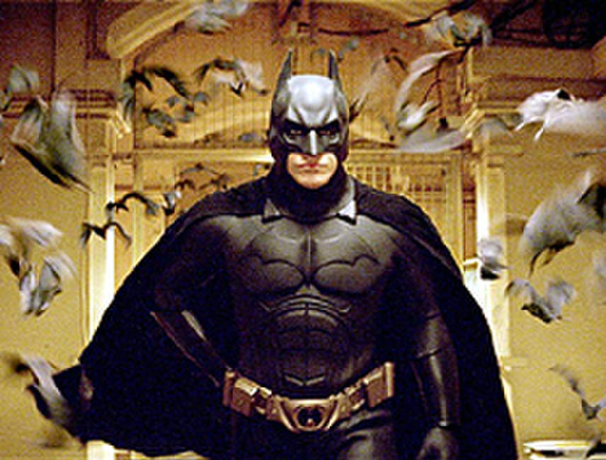 Batman Begins Photos + Posters