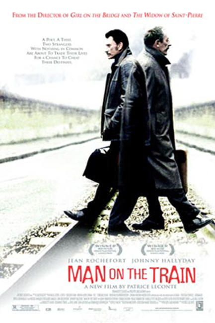 L'Homme du train Photos + Posters