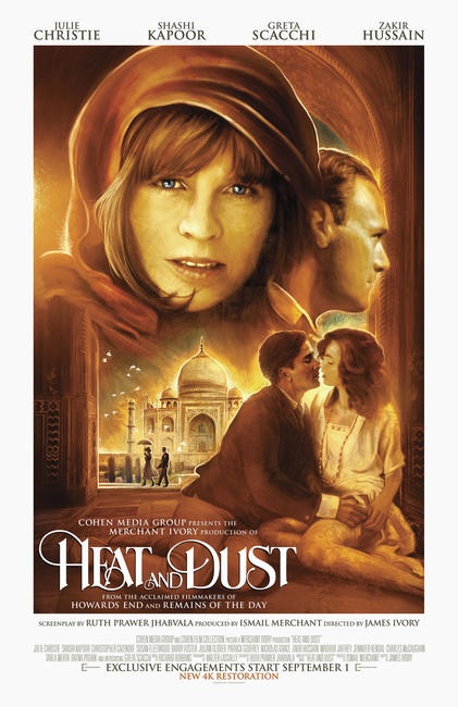 Heat and Dust Photos + Posters