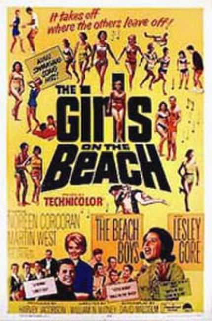 The Girls on the Beach / Beach Party Photos + Posters