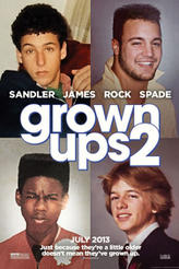 Grown Ups 2 showtimes and tickets
