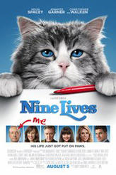 Nine Lives  showtimes and tickets