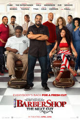 Barbershop: The Next Cut showtimes and tickets