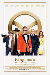 Kingsman: The Golden Circle showtimes and tickets