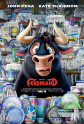 Ferdinand showtimes and tickets