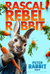 Peter Rabbit showtimes and tickets