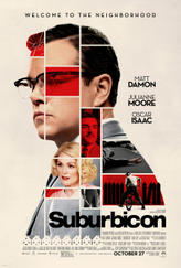 Suburbicon showtimes and tickets