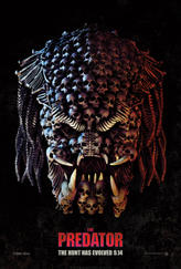 The Predator (2018) showtimes and tickets
