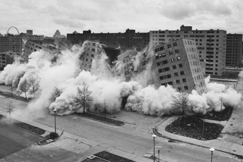 The Pruitt-Igoe Myth Photos + Posters