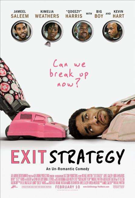 Exit Strategy Photos + Posters