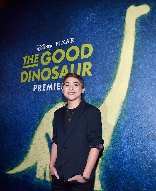 The Good Dinosaur Special Event Photos