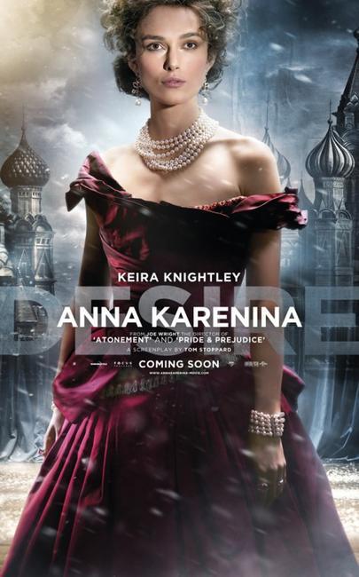 Anna Karenina / Pride and Prejudice Photos + Posters