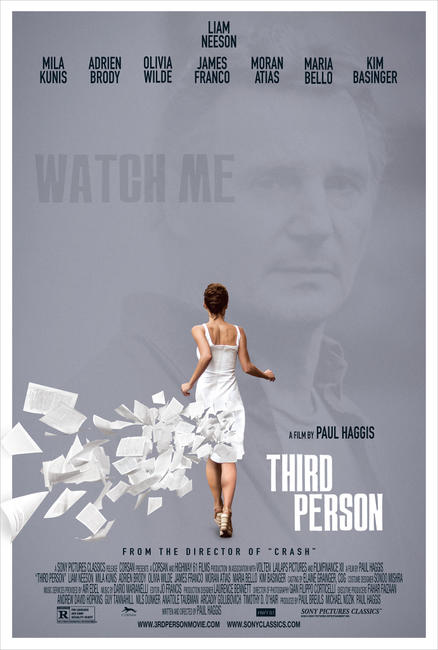 Third Person Photos + Posters