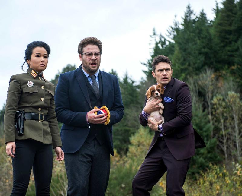 The Interview (2014) Photos + Posters