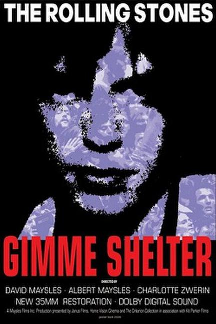 ROLLING STONES: MARQUEE '71 / GIMME SHELTER Photos + Posters