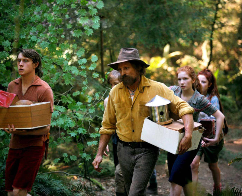 Captain Fantastic Photos + Posters