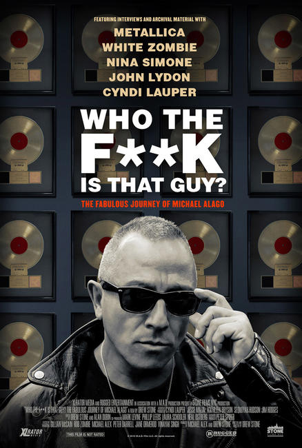 Who the F**k is That Guy? Photos + Posters
