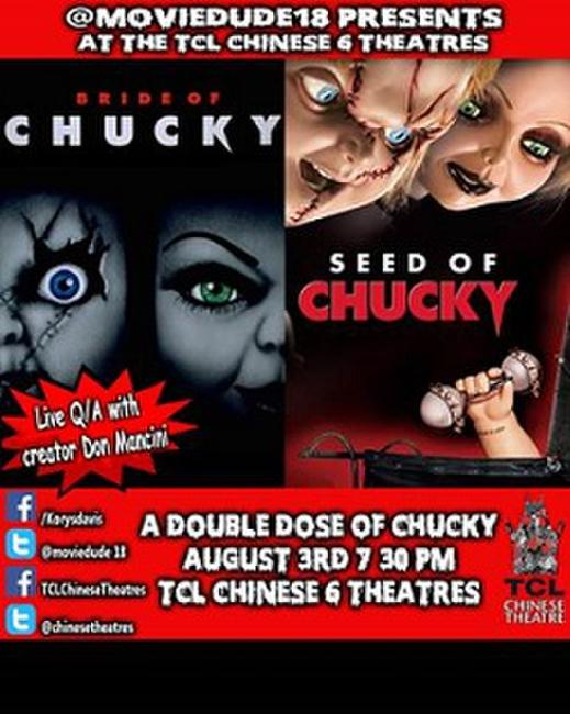 Double Feature: Bride of Chucky / Seed of Chucky Photos + Posters
