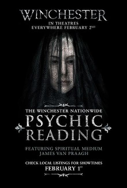 Winchester Nationwide Psychic Reading Photos + Posters