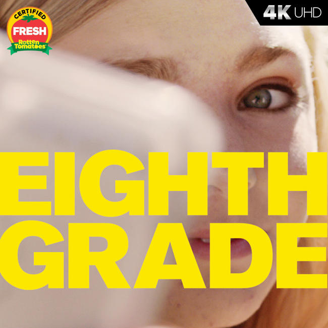 Eighth Grade Photos + Posters