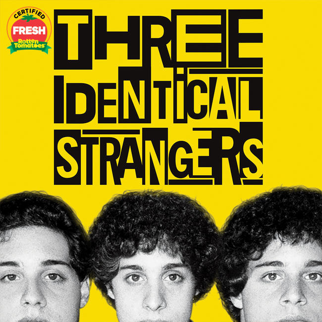 Three Identical Strangers Photos + Posters
