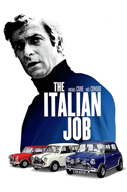 The Italian Job (1969) Photos + Posters