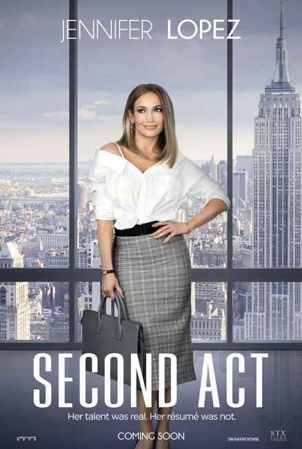 Second Act Photos + Posters