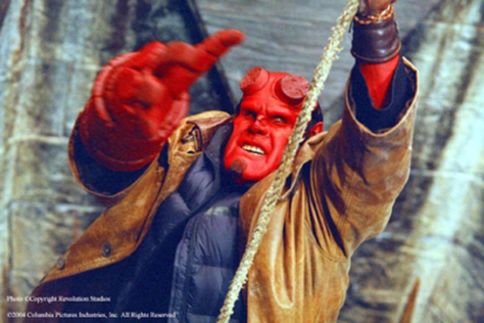 Hellboy Photos + Posters