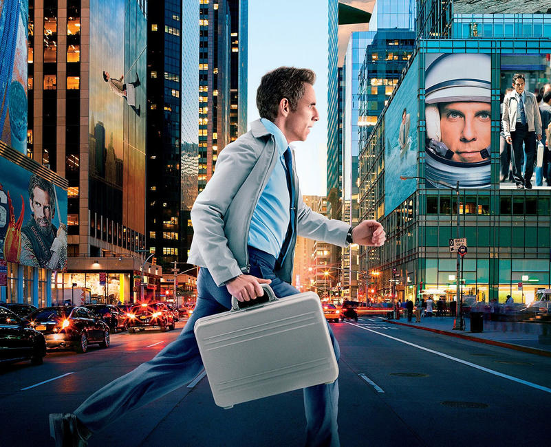 The Secret Life of Walter Mitty (2013) Photos + Posters