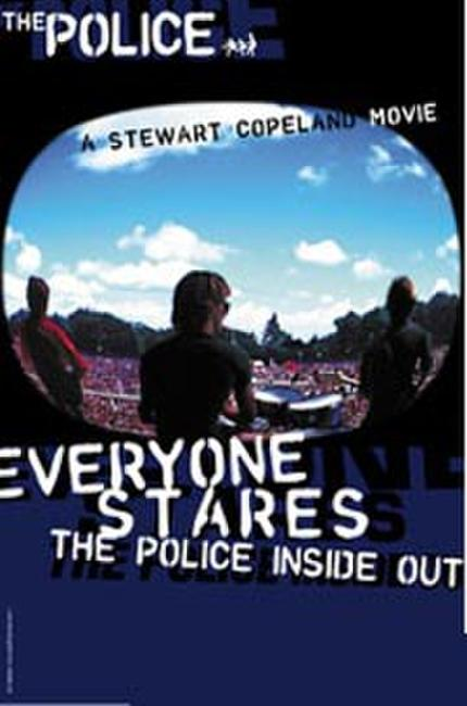 Everyone Stares: The Police Inside Out / Urgh! A Music War Photos + Posters