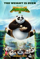Kung Fu Panda 3 showtimes and tickets