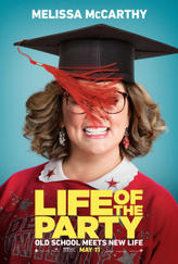 Life of the Party (2018) showtimes and tickets