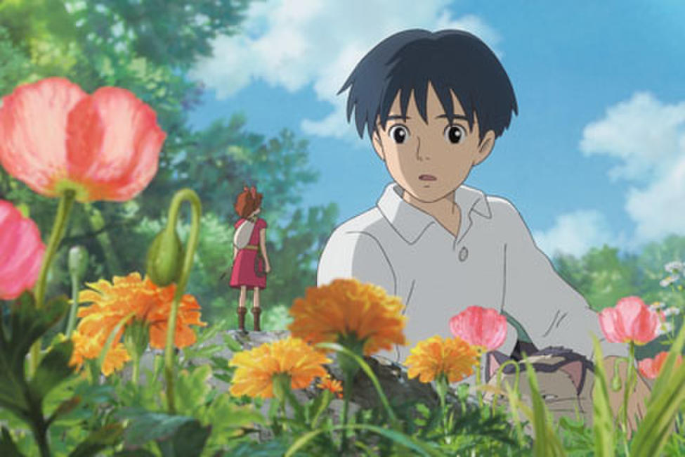 The Secret World of Arrietty Photos + Posters