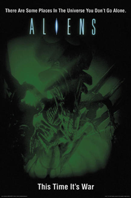 Aliens / The Abyss Photos + Posters
