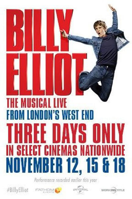 Billy Elliot: The Musical Photos + Posters