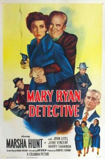 Mary Ryan, Detective / Kid Glove Killer Photos + Posters