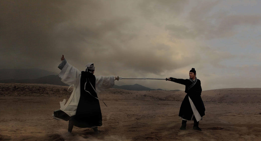 Flying Swords of Dragon Gate in IMAX 3D Photos + Posters