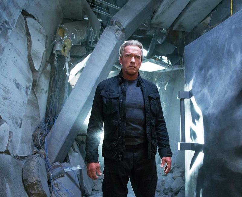 Terminator Genisys Photos + Posters