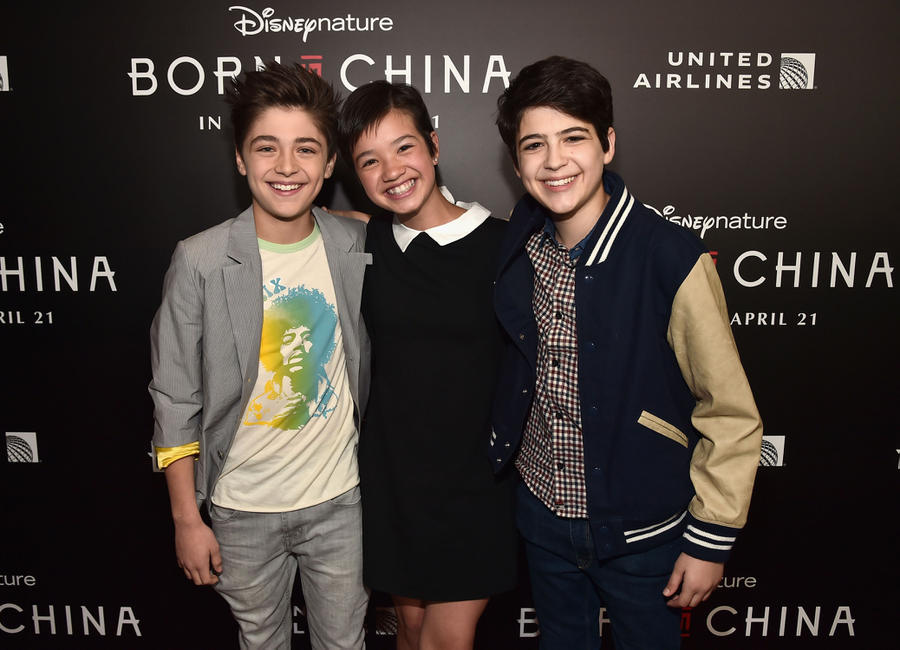 Born in China Special Event Photos