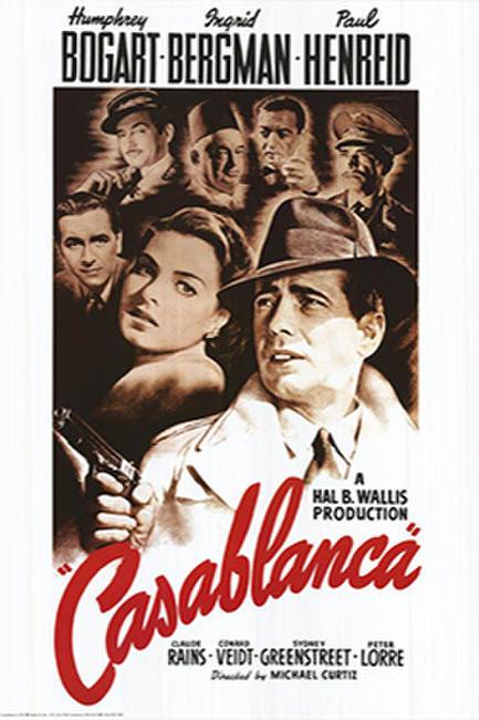 Casablanca/ Gaslight Photos + Posters