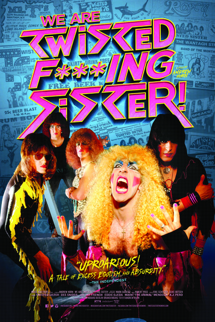 We Are Twisted  F***ng Sister! Photos + Posters