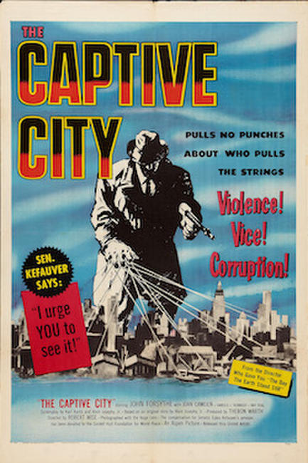 The Captive City/Buy Me That Town Photos + Posters