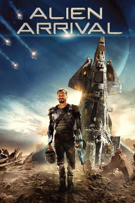 Alien Arrival Photos + Posters