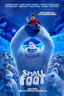 Smallfoot poster