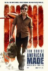 American Made: The IMAX 3D Experience showtimes and tickets