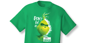 <b>'The Grinch' Gift with Purchase</b>