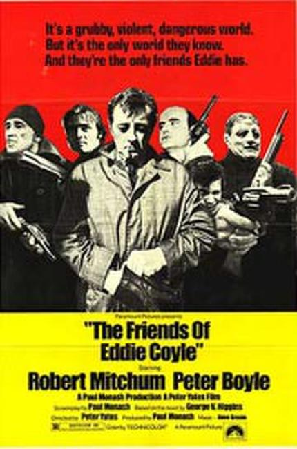 The Friends of Eddie Coyle / The Nickel Ride Photos + Posters