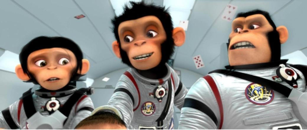 Space Chimps Photos + Posters